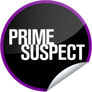 'Prime Suspect' GetGlue sticker