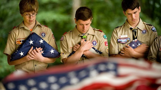 Obese Boy Scouts Banned From Jamboree (ABC News)