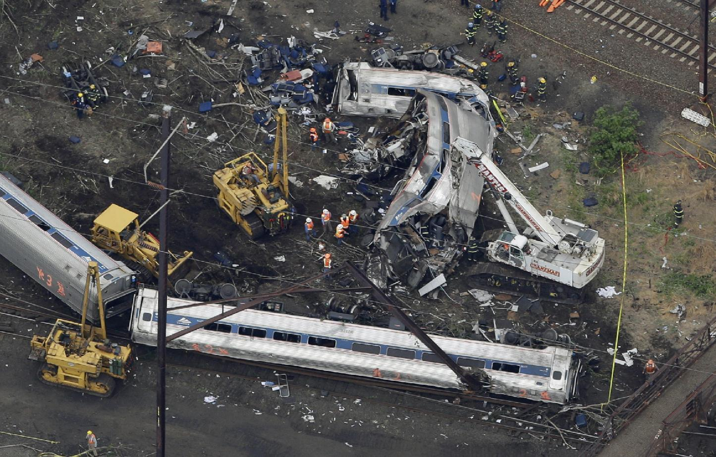 Lawmakers likely to question Amtrak on safety technology