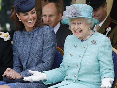 Kate Middleton Queen Jubilee