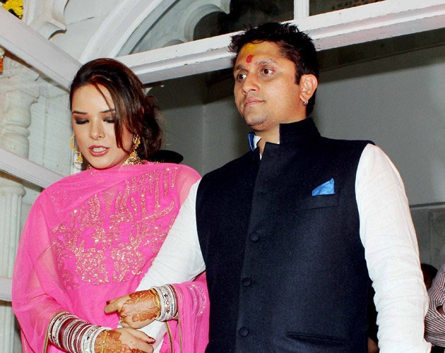 Mohit Suri marries Udita  …