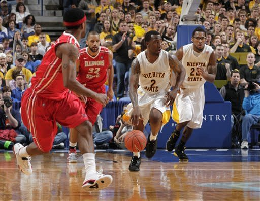 Wichita St. tops Illinois St. 66-51 to reach final