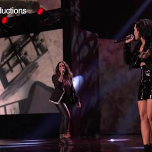 Alanis & Demi Perform 'You Oughta Know'