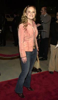 Jenna Von Oy at the Hollywood premiere of Artisan's National Lampoon's Van Wilder