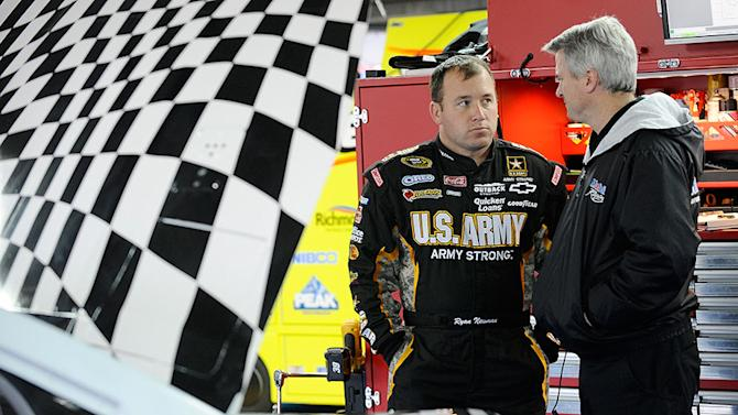 SHR bets Borland can bring best out of Newman