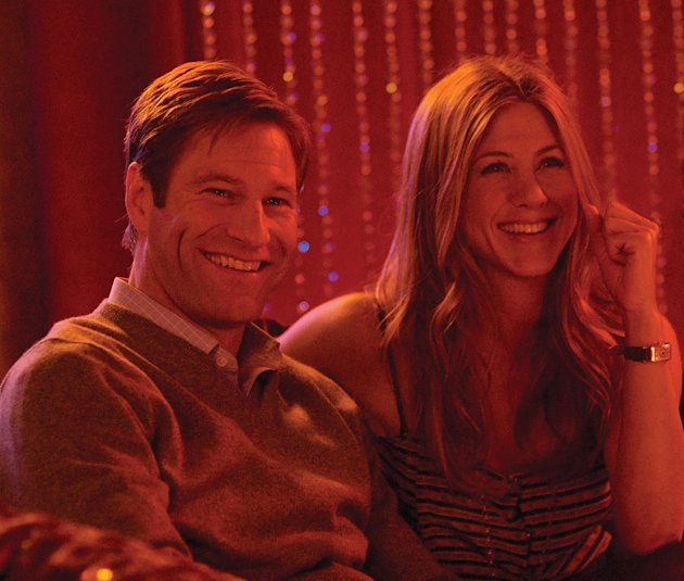 Love Happens Production Photos 2009 Universal Pictures Aaron Eckhart Jennifer Aniston