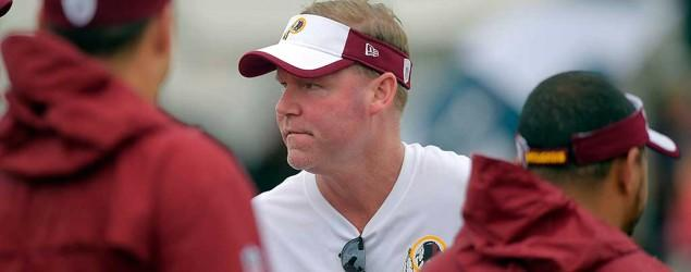 Wife of Redskins GM deletes inappropriate tweet