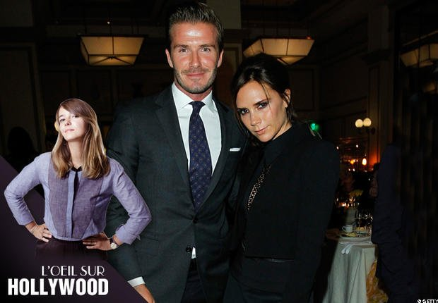 David Beckham : L'actualité people en images