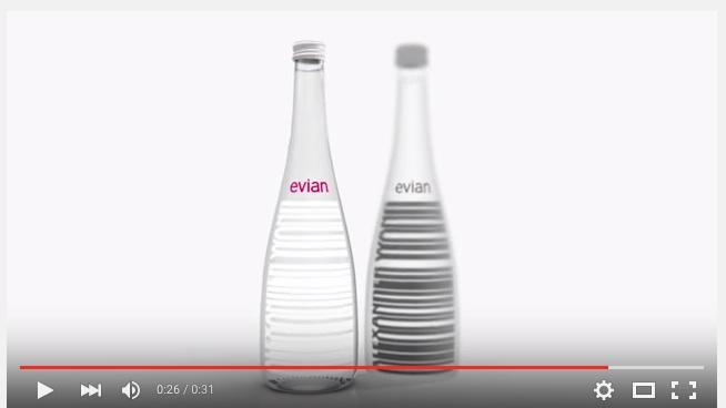 water and evian hired new Don't just put any old bottled water out for guests make it from the evian paul smith limited edition announces formation of new office.