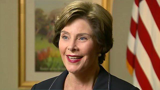 Exclusive: Laura Bush talks life after the White House