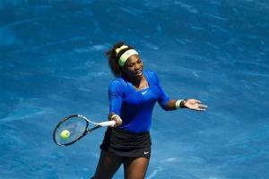 Serena Williams beats No. 2 Sharapova in Madrid
