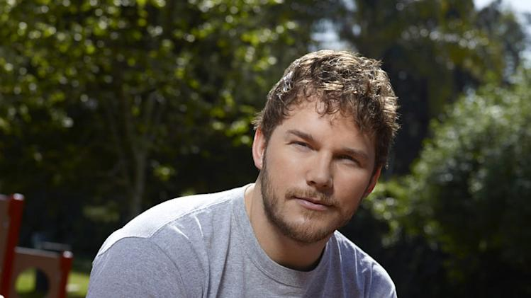 "Chris Pratt stars as Andy Dwyer in ""Parks & Recreation."""