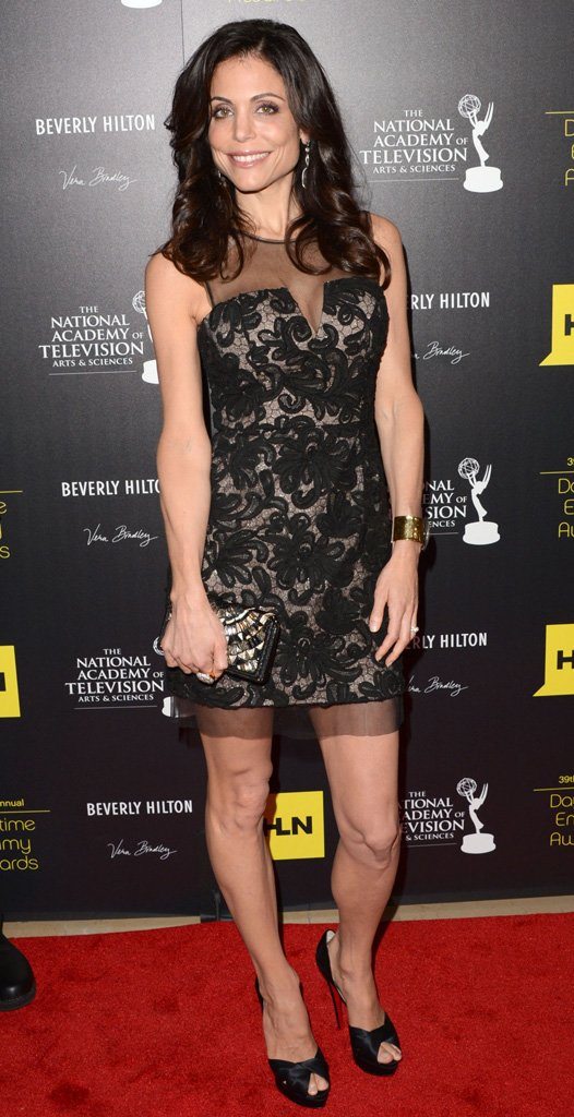 Bethenny Frankel at the 2012 Daytime Emmy Awards