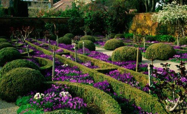22 fotos de jardines hermosos
