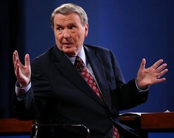 Jim Lehrer on Debate Criticism: 'So What?'