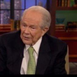 Pat Robertson Advises Parents To Skip Their Gay Child's Wedding