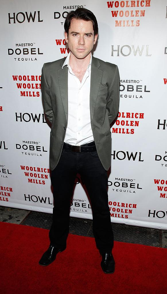 Howl NYC Screening 2010 Christian Campbell