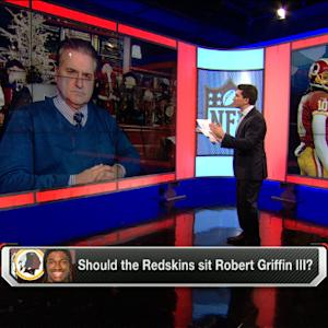 Should the Redskins bench RGIII?
