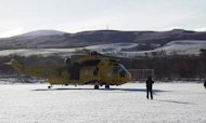 Three Men Airlifted After Scottish Avalanche
