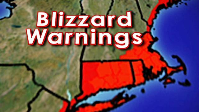 Northeast blizzard may break records