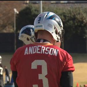 Kurt Warner: 'Probably better off going with Carolina Panthers quarterback Derek Anderson'