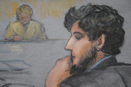Accused Boston Marathon bomber due in court as trial nears