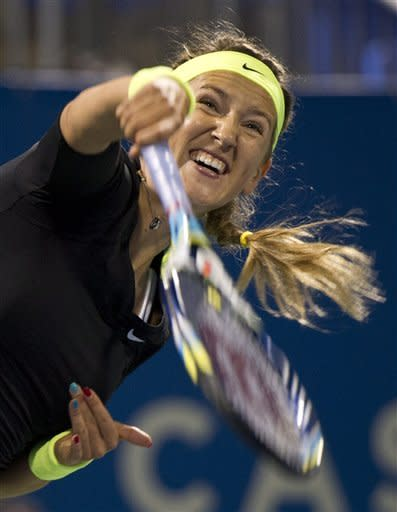 Vinci routs Ivanovic 6-0, 6-0 at Rogers Cup