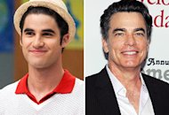 Darren Criss, Peter Gallagher | Photo Credits: Adam Rose/FOX, Angela Weiss/FilmMagic
