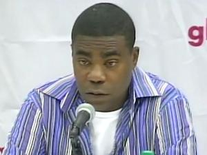 Tracy Morgan Apologizes For His Homophobic Rant (June 21, 2011)  -- Access Hollywood