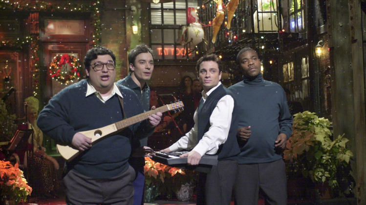 """Saturday Night Live ? Christmas"" on NBC Wednesday, 11/28 at 11pm"