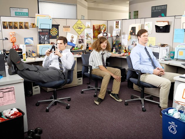 Workaholics (Comedy Central,&nbsp;&hellip;