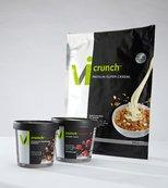 "ViSalus® Puts The ""Real"" In Cereal With Vi Crunch™ Protein Super Cereal And Vi Crunch™ Fusions Flavor Toppings"