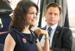 Bellamy Young and Tony Goldwyn | Photo Credits: Richard Cartwright/ABC