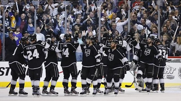 2011-12 NHL LA Kings