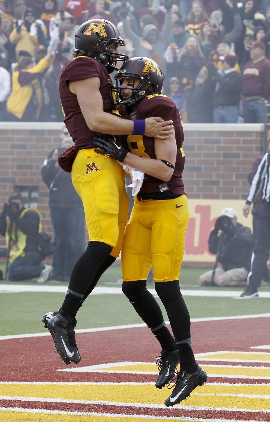 Kill works way back in with winning Gophers