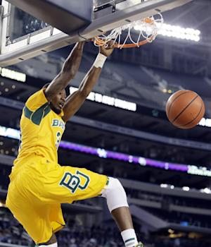 No. 20 Baylor beats No. 3 Kentucky 67-62