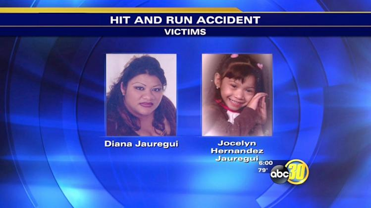 Reedley mother and daughter killed in hit and run crash