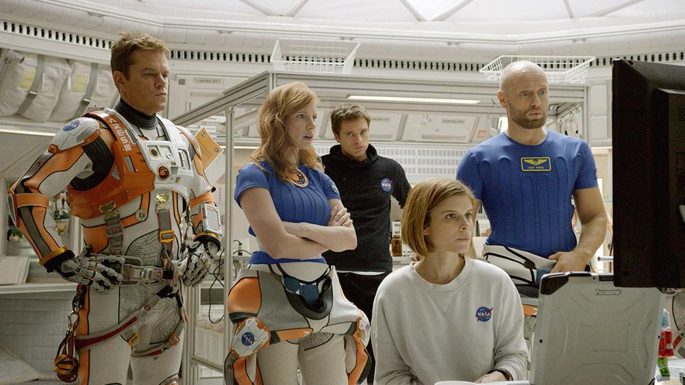Box Office: 'The Martian' Rockets to $18 Million Opening Day
