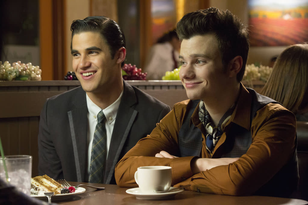 What We'll (for Real) Miss About 'Glee': Table for 1 at Breadstix