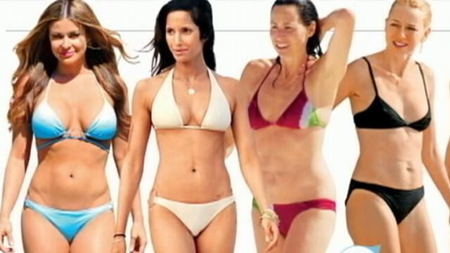 How Do Hollywood Stars Get the Perfect Beach Bod?