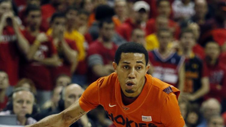 NCAA Basketball: Virginia Tech at Maryland