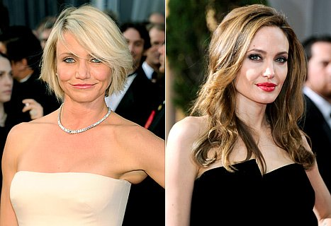 Report: Cameron Diaz Replacing Angelina Jolie in The Counselor