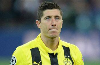 Dortmund blunders leave Lewandowski with no choice