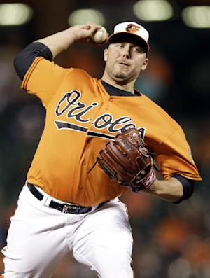 Orioles slip past Astros 5-4 in 10 innings