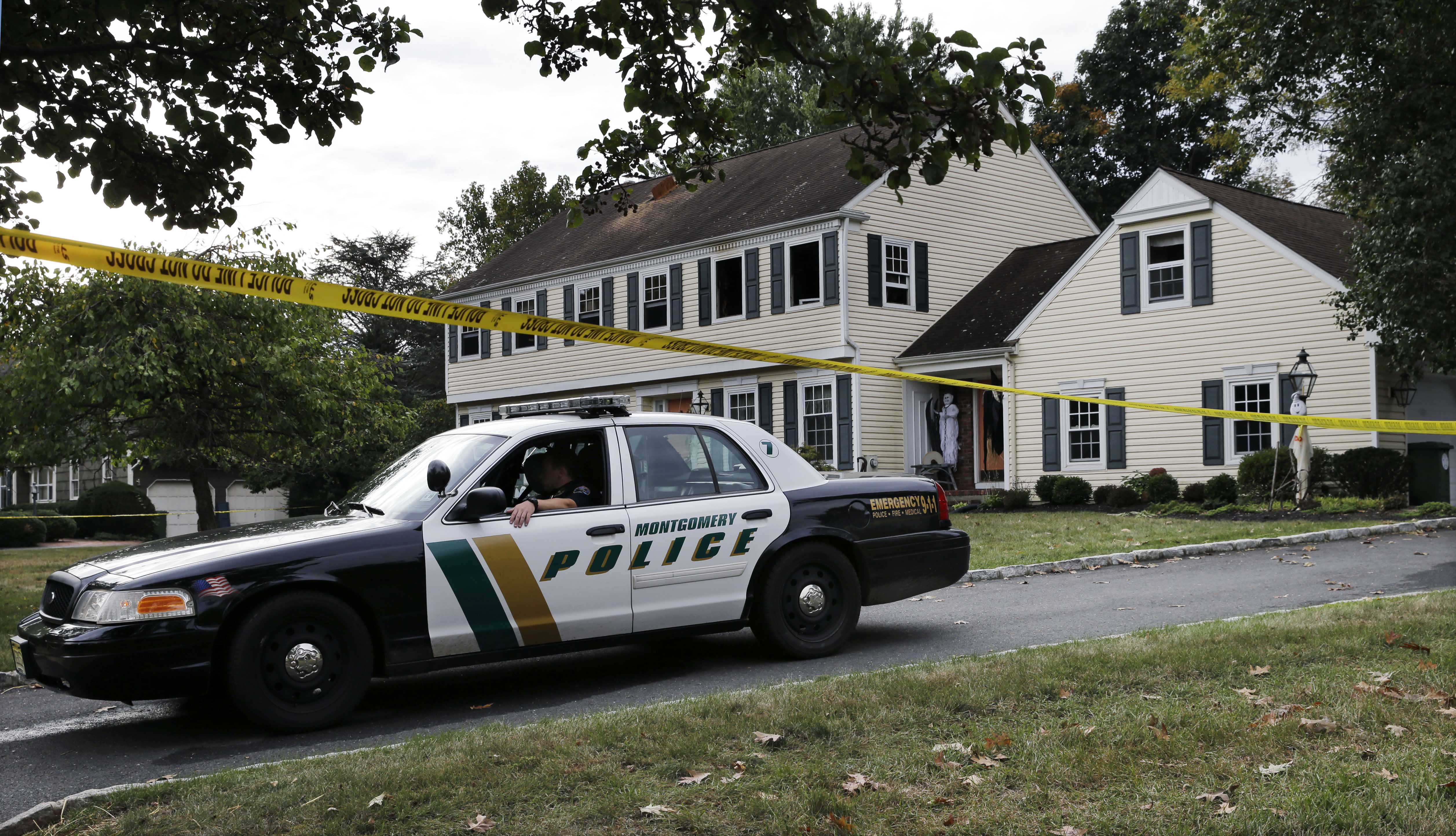 Deaths of hospital CEO and wife in fire ruled murder-suicide