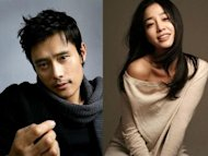 Byung-hun and Min-jung deny relationship