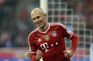 Arjen Robben: I turned down Juventus by text