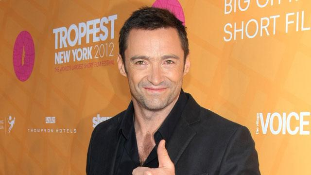 WATCH: Hugh Jackman Reunites With Gym Student