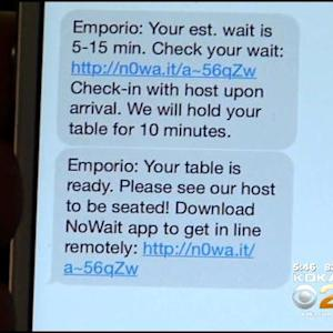 Pittsburgh App Prevents Long Wait At Restaurants