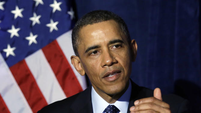 Obama to group: Activate people for my agenda